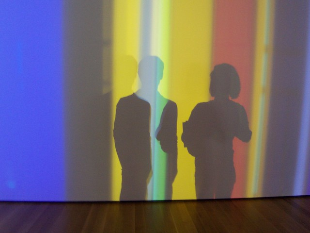 olafur eliasson | i only see things when they move
