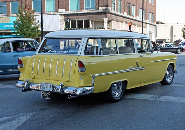 1955 chevrolet 210 handyman 2 door station wagon 5 of 7 for 1955 chevy 2 door wagon for sale
