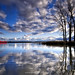 Fall Reflexion by Imapix