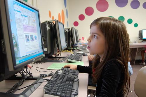 Cours d'informatique dès les plus petites classes