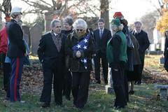 Oldest Female Marine Passes Away