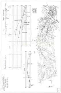 San Francisco: Crosstown Freeway (Diamond to I-280, northbound, 1957)