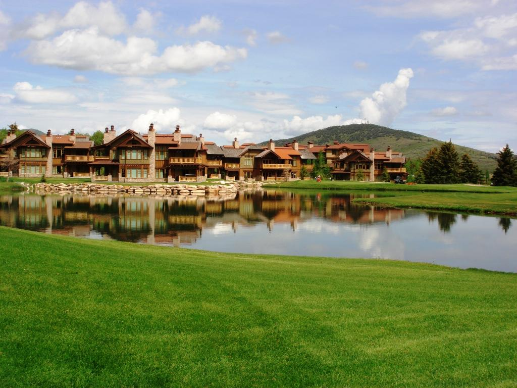 Park City Municipal Golf Course, Park City, Utah