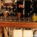 Wines Set Up for Tasting - El Valle, Bolivia