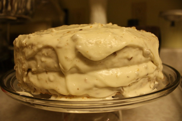 Glaze Icing For Spice Cake