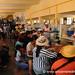 Eating at the Mercado Campesino - Tarija, Bolivia
