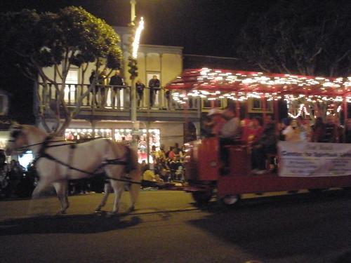 Seal Beach Holiday Parade, December 2009