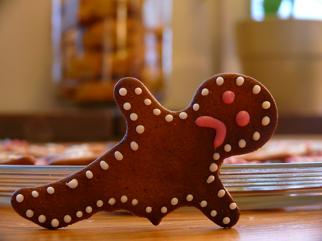 sad gingerbreadman from Flickr via Wylio