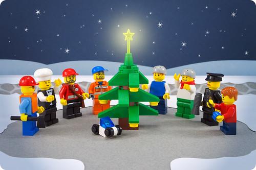 Day 23: Christmas Tree
