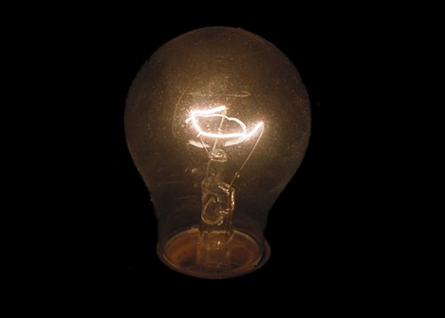 Thomas Edison  light bulb myth