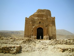 Tomb of Bibi Miriam (OMAN, Qalahat)