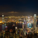 Hong Kong Night Lights