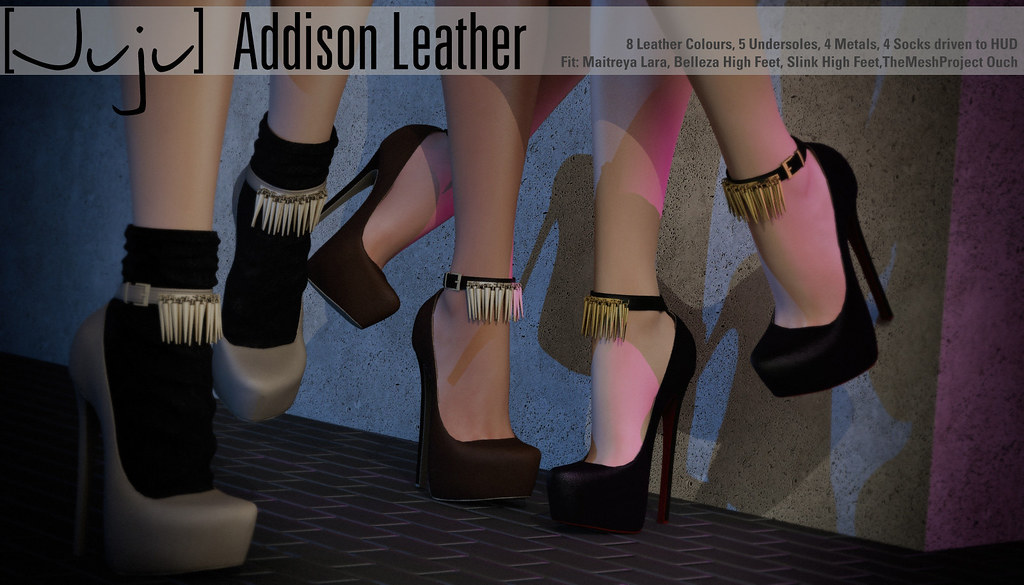 [Juju] Addison (leather) for Kustom9 - SecondLifeHub.com