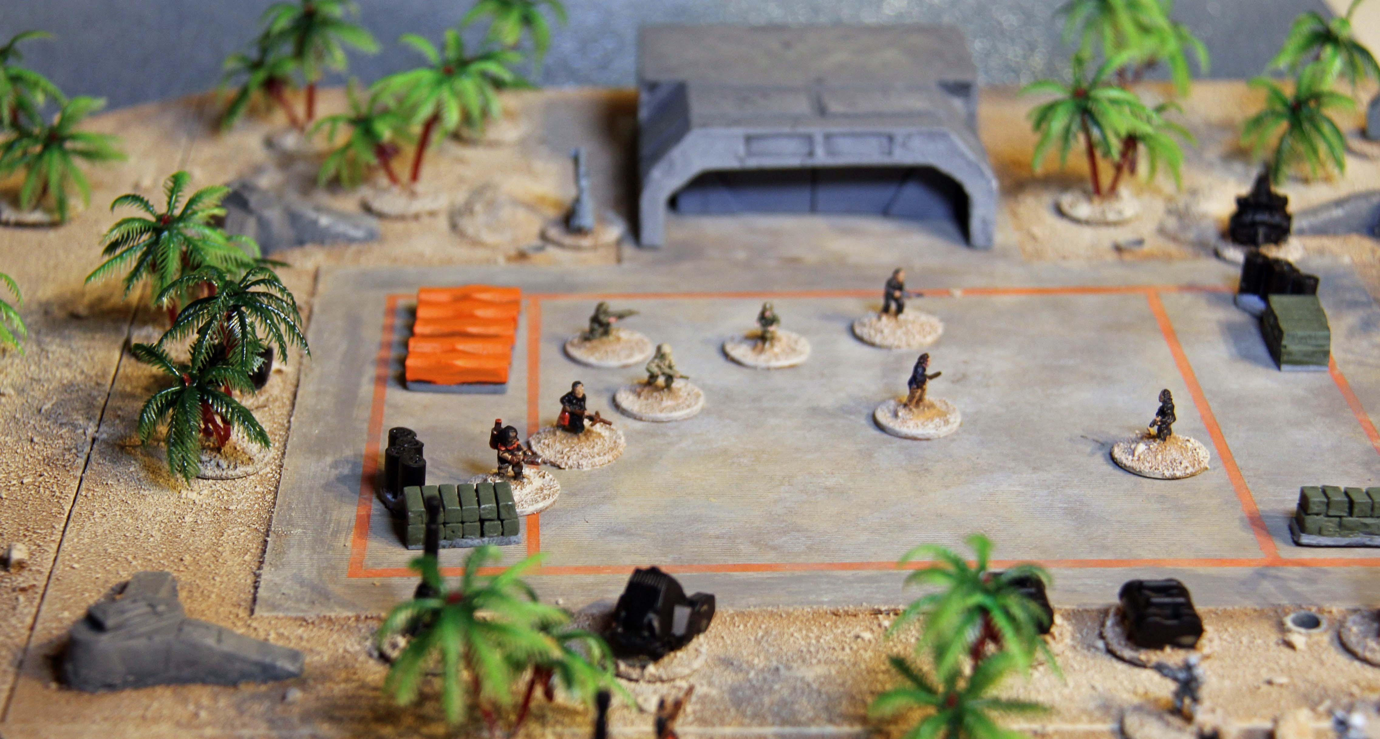 Mick S Star Wars Legion Project Update 28 3 2020 At St With Correction