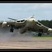 "Victor XM715 ""Teasin Tina"" - Taking flight at Bruntingthorpe - 3rd May 2009 by JamesV9820"