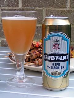 Grafenwalder, Hefe Weissbier, Germany