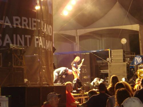 07/03/09 Judas Priest @ Taste of MN Festival, St. Paul, MN