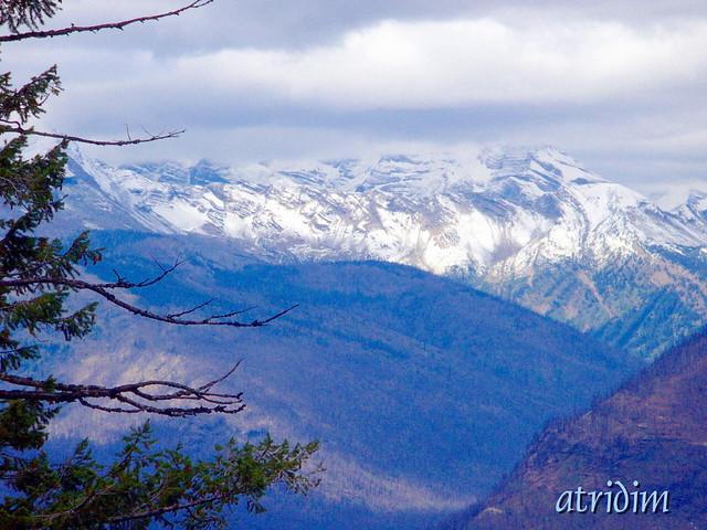 Continental Divide, Glacier National Park, Montana | Flickr - Photo ...