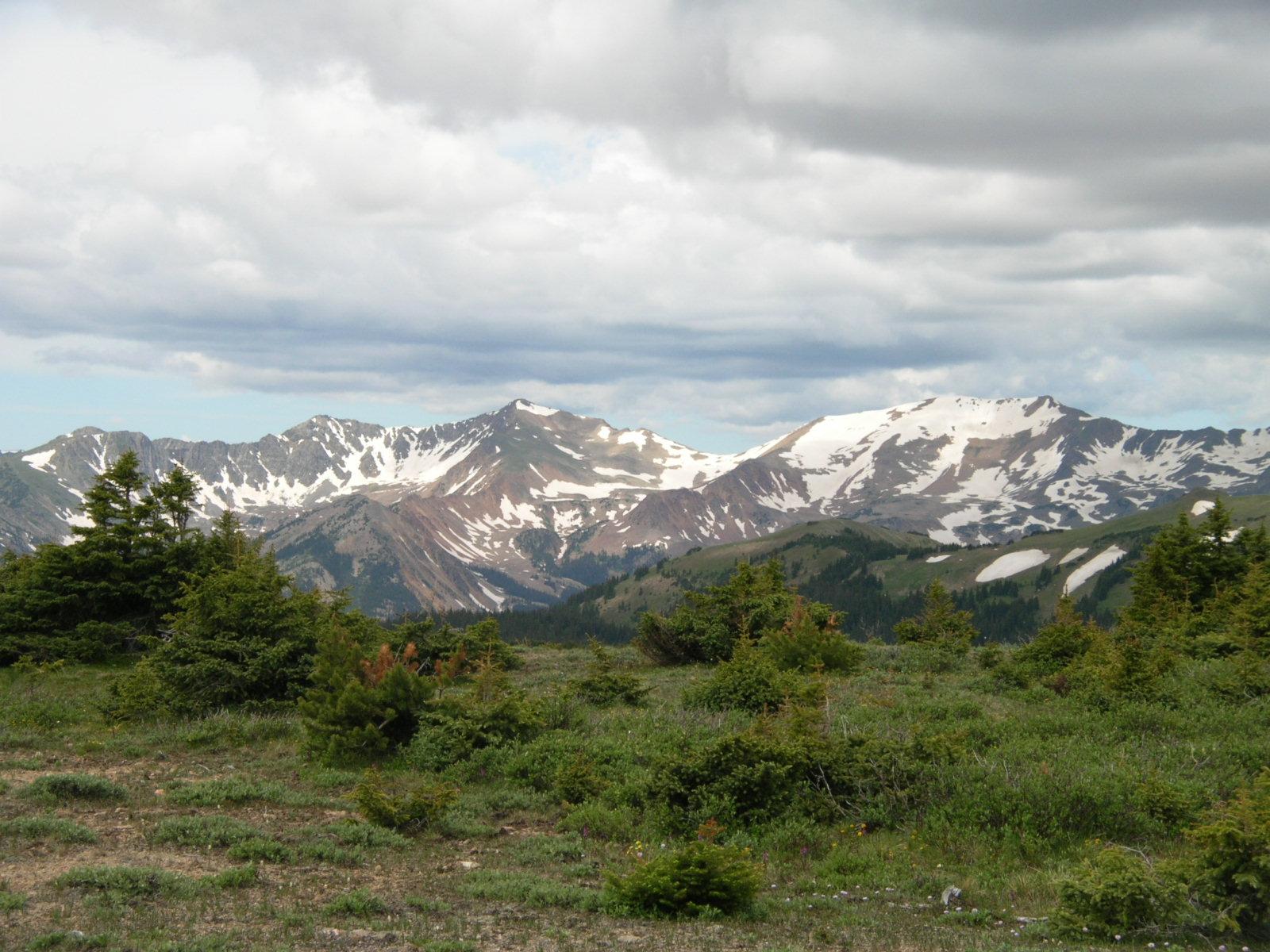 Elevation Of Howard Mountain Colorado USA MAPLOGS