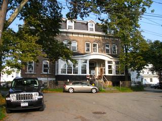 Schleicher Mansion