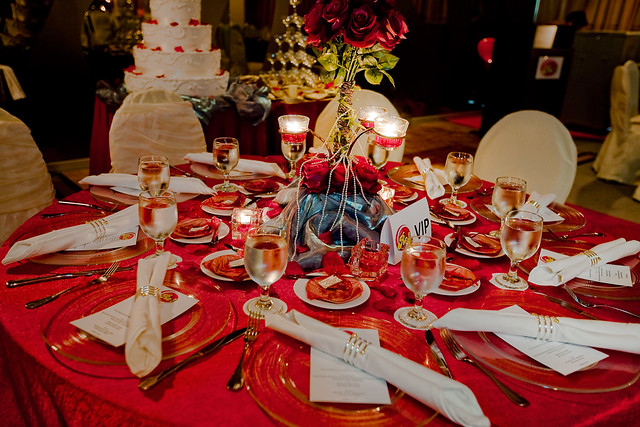 VIP Table Set Up | Flickr - Photo Sharing! Z Table