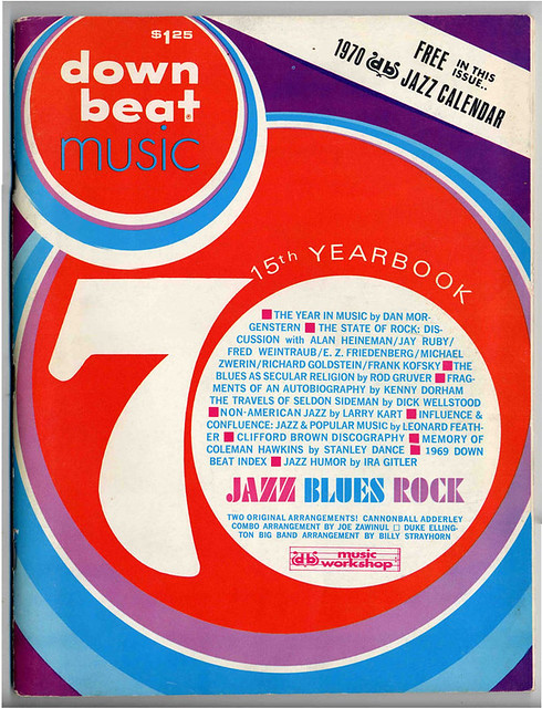 DOWN BEAT MAGAZINE 15 YEARS YEARBOOK