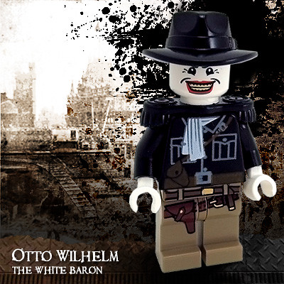 Otto Wilhelm, The White Baron