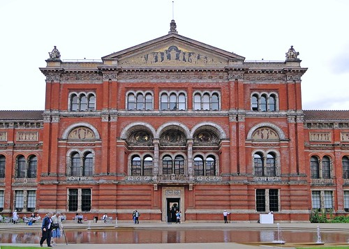 Victoria and Albert Museum by fmpgoh on Flickr.  Used through Creative Commons.