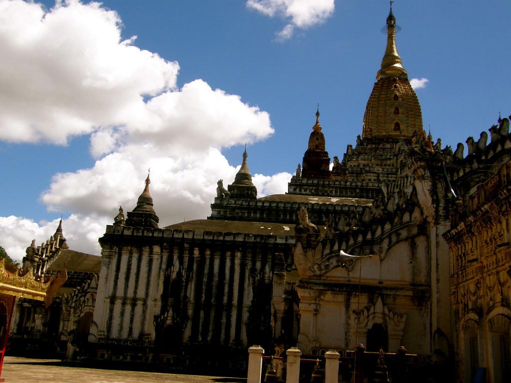 Ananda Paya, Bagan