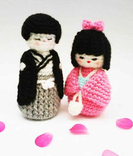 Amigurumi Japanese Doll : 3960349934_83e2e0368b_z.jpg?zz=1