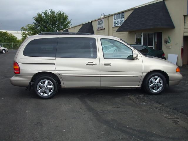 1998 Ford Windstar Tan   8