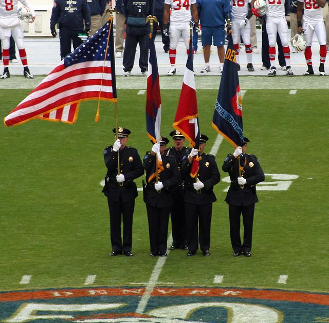 Denver Police Department Honor Guard