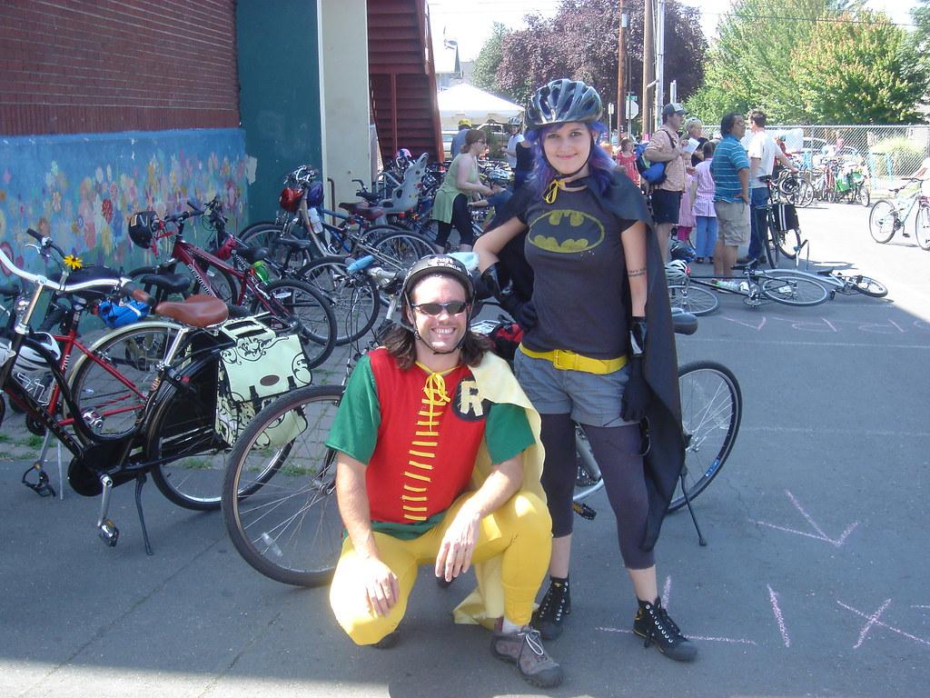 SE Portland Sunday Parkways @ Sunnyside Elementary