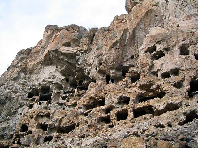 Small Man Made Cave : Man made caves cappadocia turkey flickr photo sharing