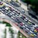 Tilt shift effect - traffic