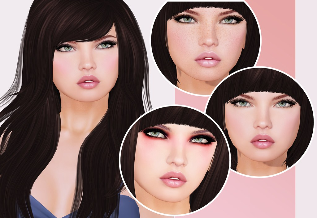 LOGO Mesh Head, Chloe v3.0 Update