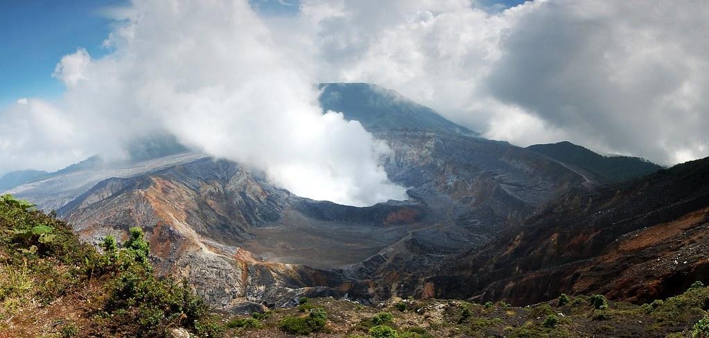 Cráter Volcán Poás