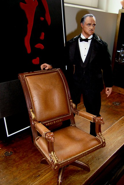 The Godfather chair | Flickr - Photo Sharing!