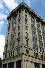 Montréal - Vieux Montréal: Édifice La Sauvegarde