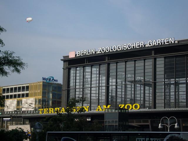 Bahnhof Berlin