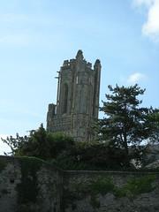 Tour de l'église Notre Dame