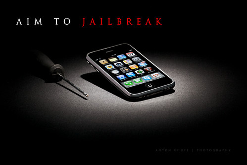 Photo:Aim to Jailbreak By:anton khoff