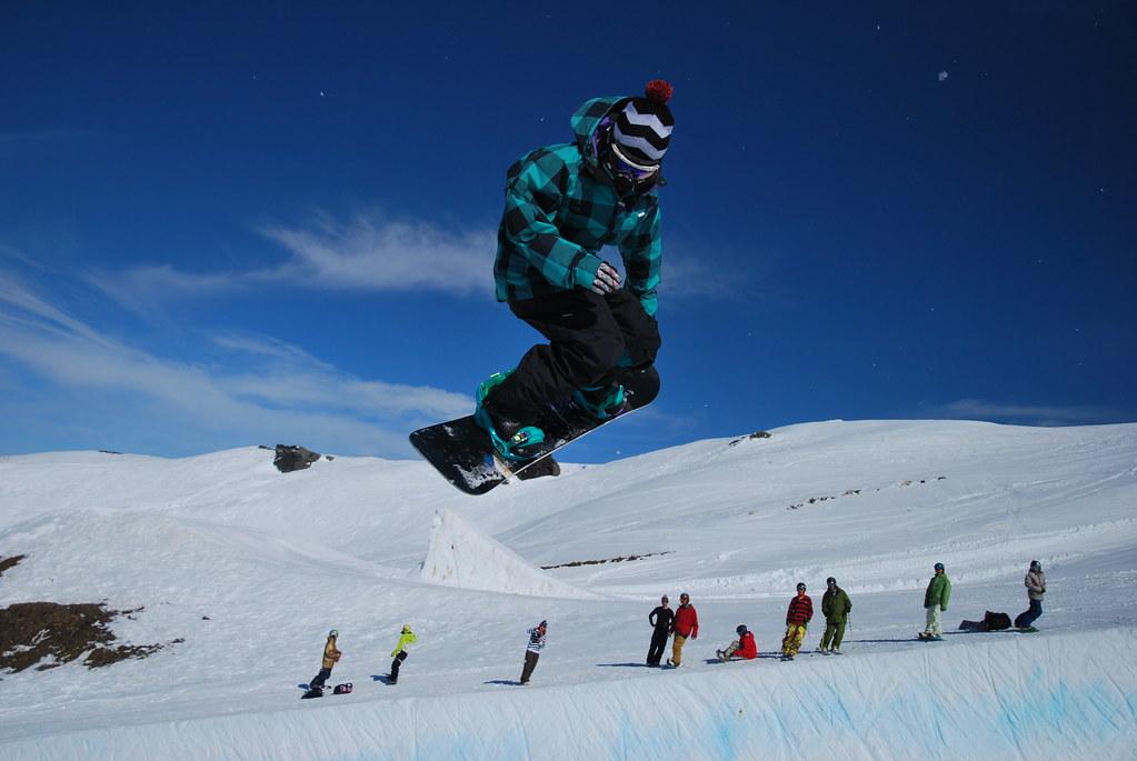 Cardrona - Southern Alps - South Island - New Zealand 042