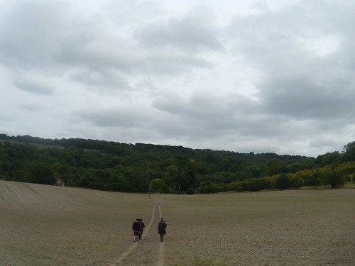 On to Coombe Hill