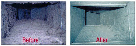 air duct cleaning Before and After | by Frederick Md Publicity