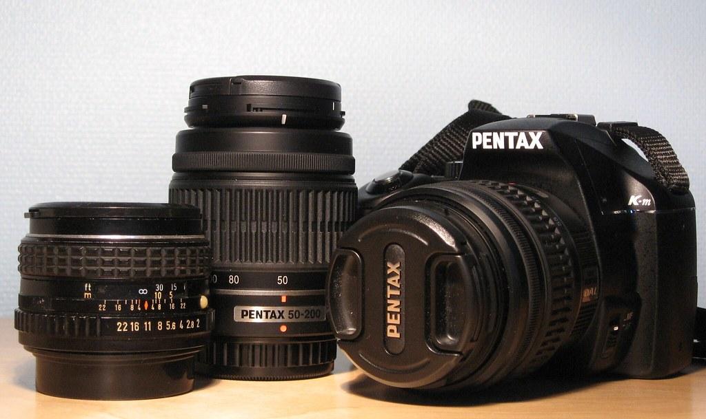 Pentax K-m - 2009