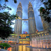 Petronas Twin Towers by Mansour Ali