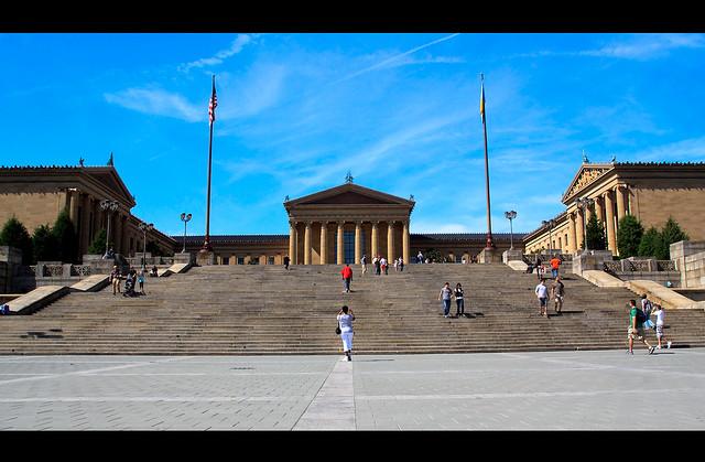 Rocky's Steps