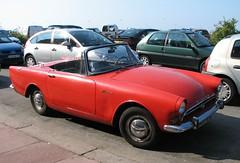 datsun roadster(0.0), nissan figaro(0.0), convertible(0.0), supercar(0.0), automobile(1.0), vehicle(1.0), sunbeam tiger(1.0), compact car(1.0), antique car(1.0), classic car(1.0), land vehicle(1.0), sports car(1.0),