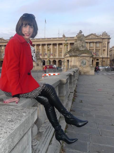 Backward zoom @ Concorde Square - Paris-09-11-12-28